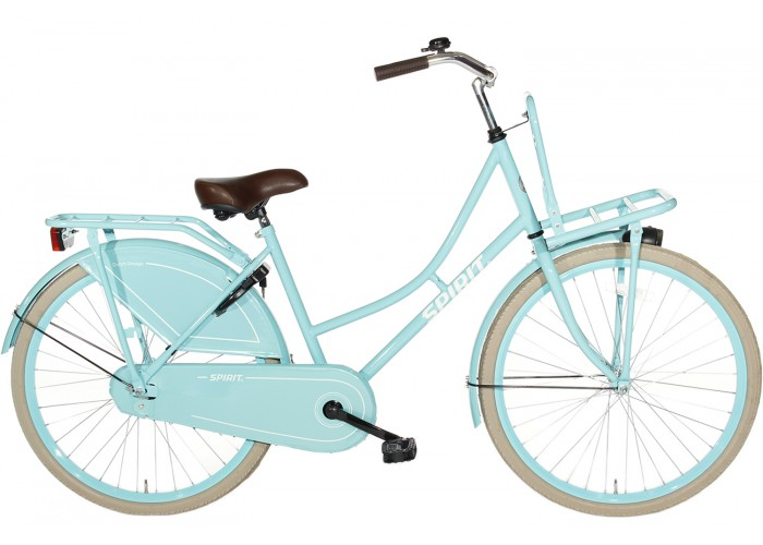 Spirit Omafiets Turquoise 24 inch