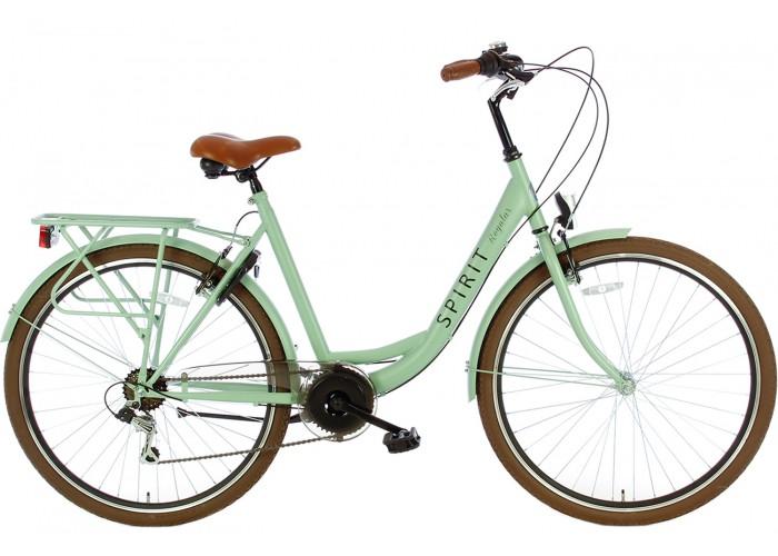 Spirit Regular 7-Speed Groen 28 inch