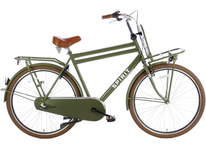 Spirit Cargo Plus N3 Mat-Groen 28 inch
