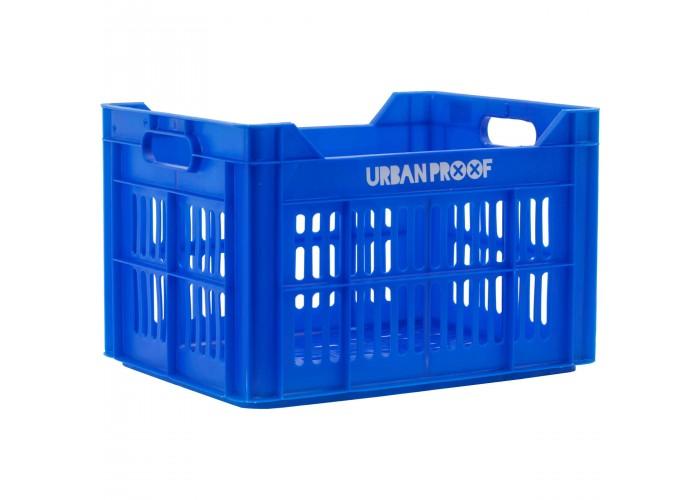 URBAN PROOF FIETSKRAT 30L Blauw
