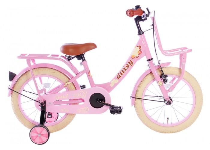 Spirit Daisy Meisjesfiets Roze 16 inch