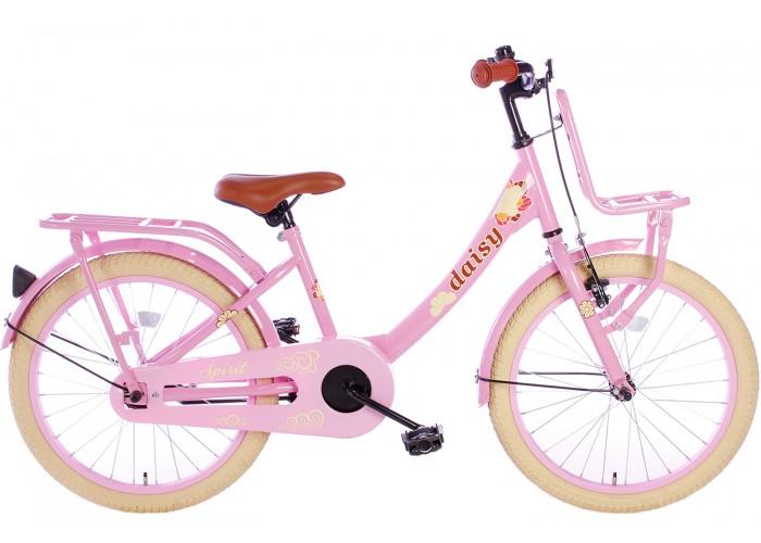 Spirit Daisy Meisjesfiets Roze 22 inch