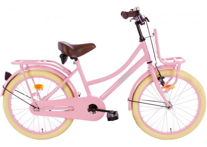 Spirit Diva Meisjesfiets Roze 18 inch