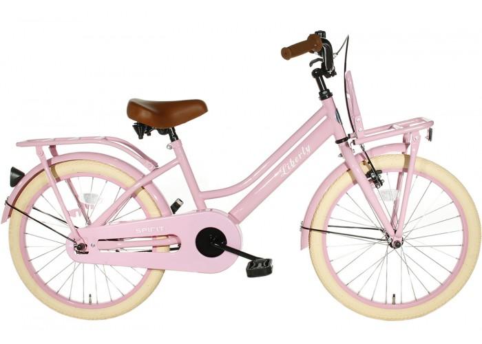 Spirit Liberty Meisjesfiets Roze 20 inch