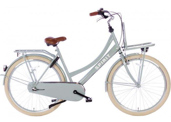Spirit Mona N3 Transport Moederfiets Groen