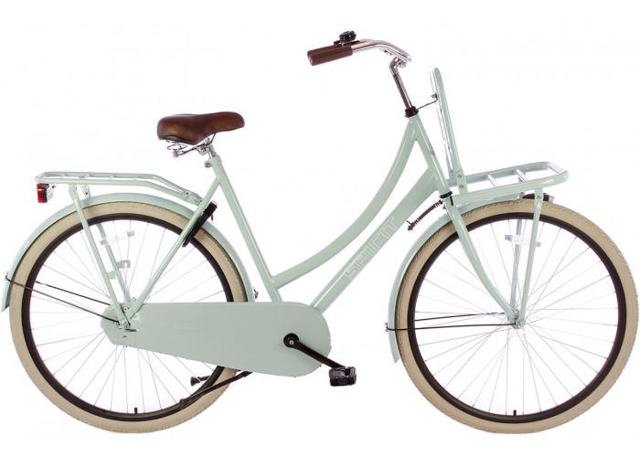 Spirit Transportfiets Groen 28 inch