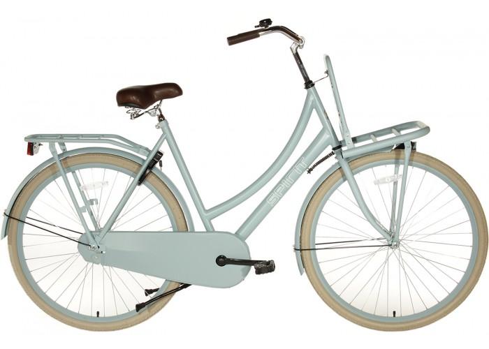 Spirit Transportfiets Mint-Groen 28 inch