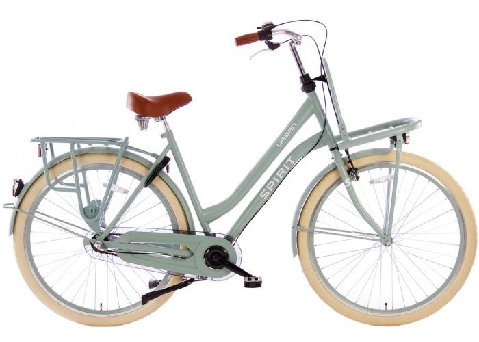 Spirit Urban Transportfiets N3 Groen