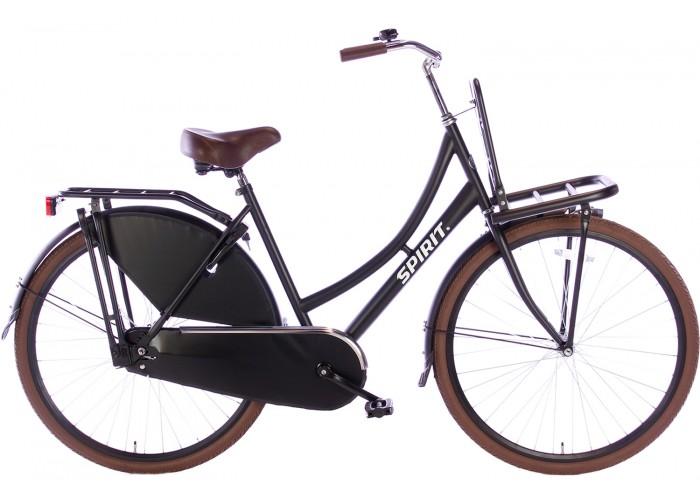 Spirit Transporter Mat-Zwart 28 inch
